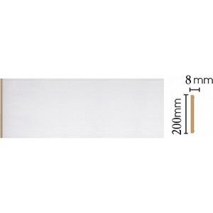 Панель Decomaster Дуб белый с золотом цвет 118 200х9х2400 мм (B20-118)