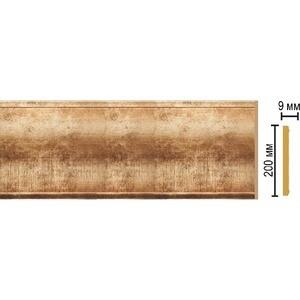 Панель Decomaster Золотой глянец цвет 126 200х9х2400 мм (B20-126)