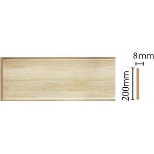 Панель Decomaster Светлое золото цвет 281 200х9х2400 мм (B20-281)