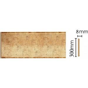 Панель Decomaster Античное золото цвет 552 300х9х2400 мм (B30-552) молдинг decomaster античное золото цвет 552 85х25х2400 мм 152 552