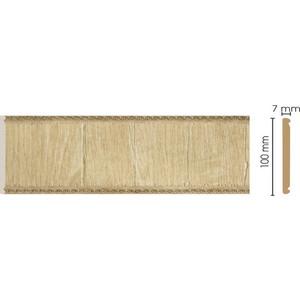 Панель Decomaster Натуральный бежевый цвет 5 100х7х2400 мм (C10-5)