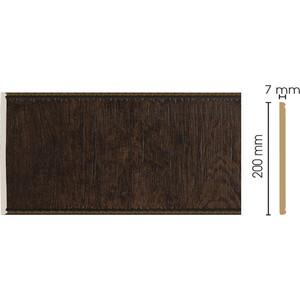 Панель Decomaster Темный шоколад цвет 1 200х7х2400 мм (C20-1)