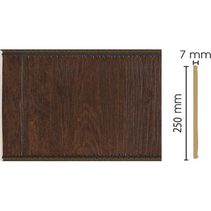 Панель Decomaster Престиж цвет 2 250х7х2400 мм (C25-2)