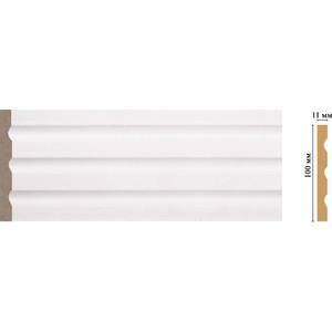 Пилястра Decomaster Эрмитаж цвет 60 100х11х2400 мм (D201-60)
