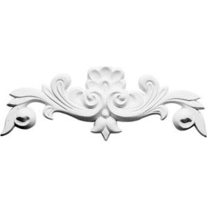 Орнамент Decomaster DECOMASTER-1 цвет белый 100х270х15 мм (DA 709)
