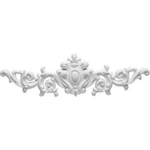 Орнамент Decomaster DECOMASTER-1 цвет белый 120х415х20 мм (DA 712)