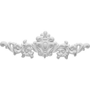 Орнамент Decomaster DECOMASTER-1 цвет белый 95х305х15 мм (DA 713)