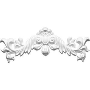 Орнамент Decomaster DECOMASTER-1 цвет белый 135х340х32 мм (DA 716)