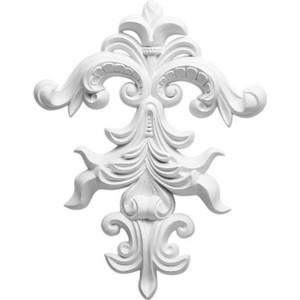 Орнамент Decomaster DECOMASTER-1 цвет белый 237х300х30 мм (DA 774)