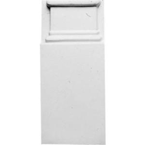 Основание Decomaster DECOMASTER-1 цвет белый 230х105х37 мм (DD 310)
