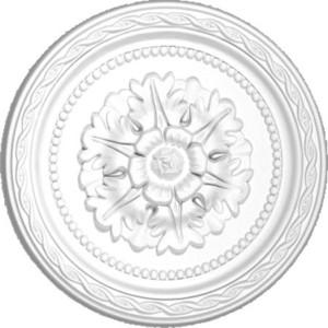 Розетка потолочная Decomaster DECOMASTER-2 цвет белый 290 мм (DM-0291)