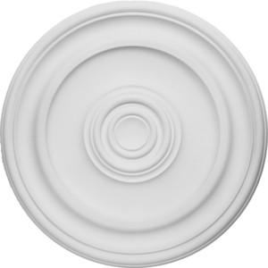 Розетка потолочная Decomaster DECOMASTER-2 цвет белый 300 мм (DM-0400)