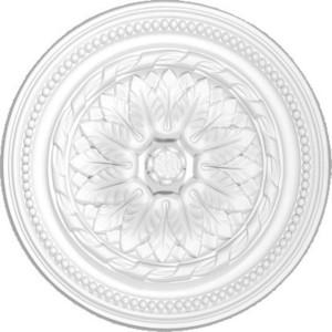 Розетка потолочная Decomaster DECOMASTER-2 цвет белый 408 мм (DM-0401)