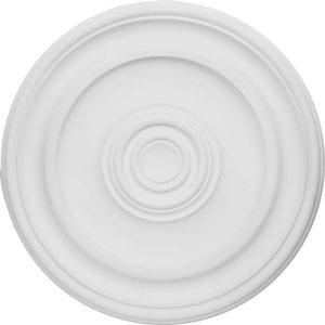Розетка потолочная Decomaster DECOMASTER-2 цвет белый 500 мм (DM-0405)