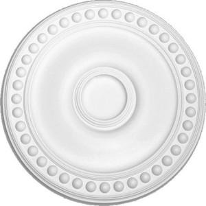 Розетка потолочная Decomaster DECOMASTER-2 цвет белый 480 мм (DM-0483)