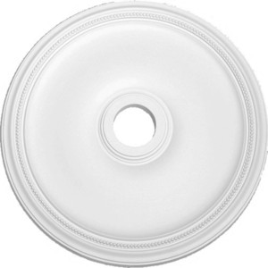 Розетка потолочная Decomaster DECOMASTER-2 цвет белый 610х97 мм (DM-0604)