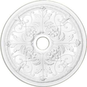 Розетка потолочная Decomaster DECOMASTER-2 цвет белый 663х99 мм (DM-0662)