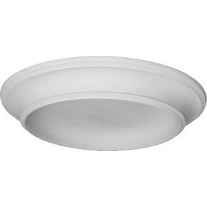Розетка потолочная Decomaster DECOMASTER-2 цвет белый 890 мм (DM-0862)