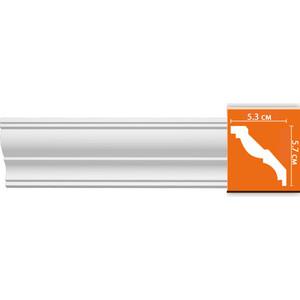 Профиль Decomaster DECOMASTER-1 цвет белый 53х57х2400 мм (DP 350)