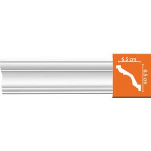 Профиль Decomaster DECOMASTER-1 цвет белый 65х65х2400 мм (DP 352)