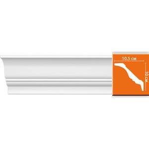 Профиль Decomaster DECOMASTER-1 цвет белый 105х100х2400 мм (DP 366)