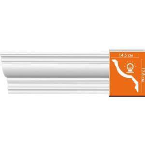 Профиль Decomaster DECOMASTER-1 цвет белый 145х178х2400 мм (DP 372)