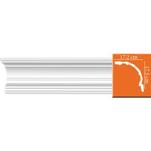 Профиль Decomaster DECOMASTER-1 цвет белый 172х175х2400 мм (DP 40)