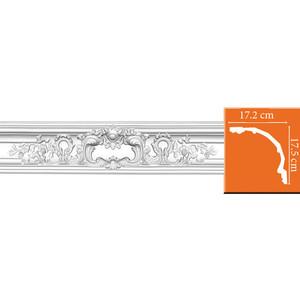 Профиль Decomaster DECOMASTER-1 цвет белый 172х175х2400 мм (DP 41)