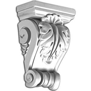 Консоль Decomaster DECOMASTER-2 цвет белый 165х113х57 мм (DQ-9920)