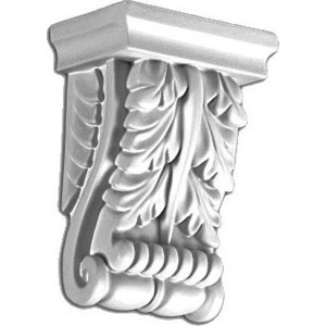 Консоль Decomaster DECOMASTER-2 цвет белый 170х115х68 мм (DQ-9932)