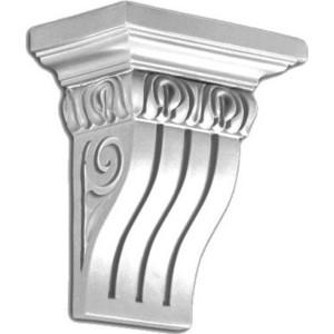 Консоль Decomaster DECOMASTER-2 цвет белый 143х118х74 мм (DQ-9949)