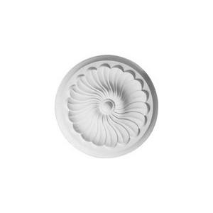 Розетка потолочная Decomaster DECOMASTER-2 цвет белый 310 мм (DR 12)