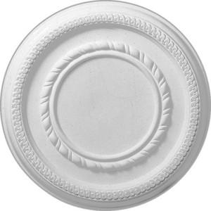 Розетка потолочная Decomaster DECOMASTER-2 цвет белый 320 мм (DR 304)