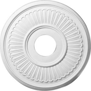 Розетка потолочная Decomaster DECOMASTER-1 цвет белый 400 мм (DR 306)