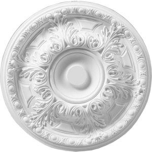 Розетка потолочная Decomaster DECOMASTER-2 цвет белый 500 мм (DR 309)