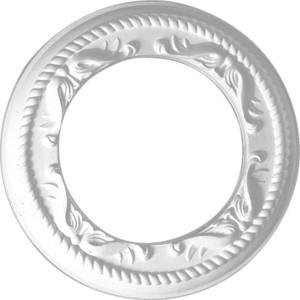 Розетка потолочная Decomaster DECOMASTER-1 цвет белый 310 мм (DR 52)