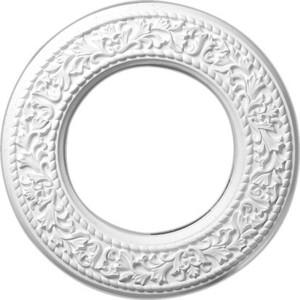 Розетка потолочная Decomaster DECOMASTER-1 цвет белый 340 мм (DR 53)