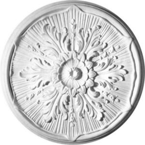 Розетка потолочная Decomaster DECOMASTER-1 цвет белый 530 мм (DR 9)