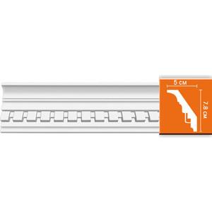 Профиль Decomaster DECOMASTER-2 цвет белый 50х78х2400 мм (DT 22)