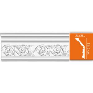 Профиль Decomaster DECOMASTER-2 цвет белый 60х143х2400 мм (DT 303)