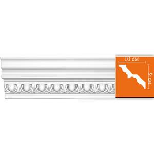 Профиль Decomaster DECOMASTER-1 цвет белый 100х90х2400 мм (DT 9808)