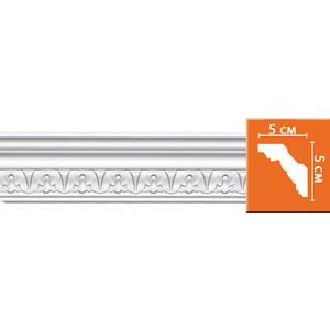 Профиль Decomaster DECOMASTER-1 цвет белый 50х50х2400 мм (DT 9811) профиль decomaster decomaster 2 цвет белый 50х50х2400 мм 96118