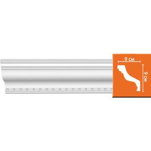 Профиль Decomaster DECOMASTER-1 цвет белый 90х90х2400 мм (DT 9812)