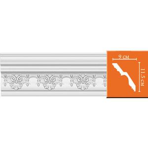 Профиль Decomaster DECOMASTER-1 цвет белый 115х90х2400 мм (DT 9851)