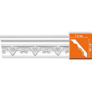Профиль Decomaster DECOMASTER-1 цвет белый 73х81х2400 мм (DT 9854)