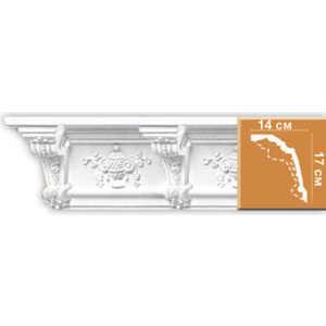 Профиль Decomaster DECOMASTER-1 цвет белый 170х140х2400 мм (DT 9885)