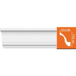 Профиль Decomaster DECOMASTER-2 цвет белый 123х136х2400 мм (DT-85606)