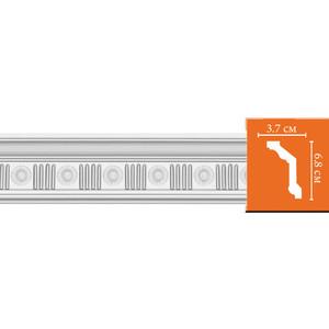 Профиль Decomaster DECOMASTER-2 цвет белый 37х68х2400 мм (DT-88151)