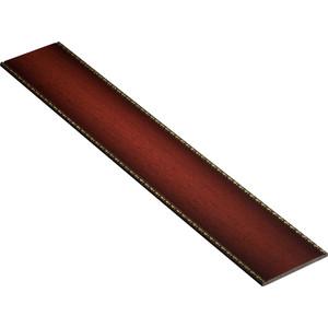 Панель Decomaster Вишня цвет 52 100х6х2400 мм (F10-52)