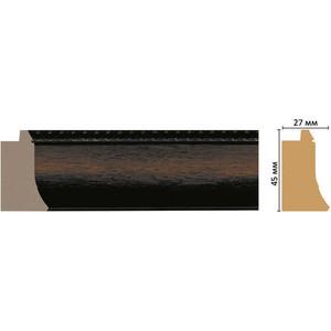 Багет Decomaster Эклектика цвет 2 45х27х2850 мм (FM18-2 )